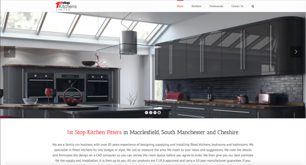 1st Stop Kitchens