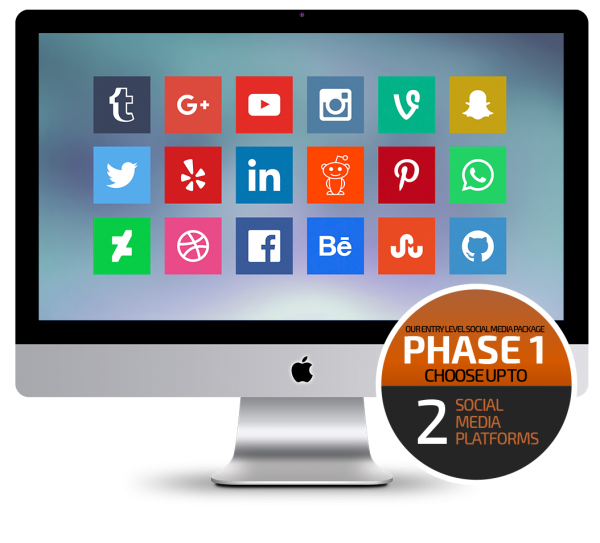 Social Media Phase 1